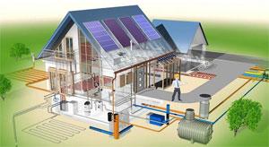 Схема водоснабжения дома, схемы дачного водоснабжения