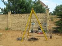 Замена насоса водоснабжения частного загородного дома