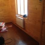 Радиаторы отопления для деревянного дома, продажа монтаж установка