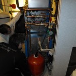 Газовое отопление частного дома, монтаж котла, продажа оборудования
